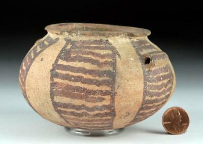 Egyptian Predynastic Buffware Jar, ex-Sotheby's Lot 1