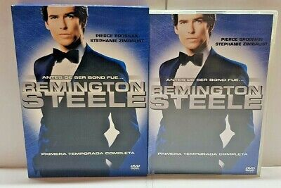 Pelicula Dvd Serie Tv Remington Steele Temporada 1 4