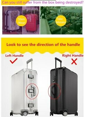 Travel Luggage Cover Galaxy Starry Elastic Anti-Scratch Suitcase Dust Protector 4