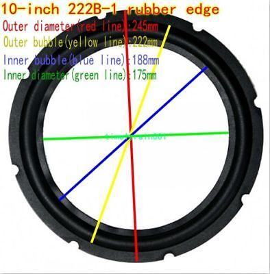 """1pcs 5/"""" inch Speaker Foam Edge Speaker Surround Speaker Repair Punch//P3//P10//P12"""
