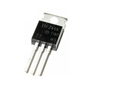 5pcs IRFZ44N IRFZ44 IRFZ44NPBF MOSFET MOSFT TO-220 2
