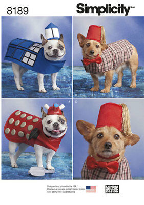 Accessories and Dog Coats  Sewing Pattern Simplicity 4316 Misses/' Hats