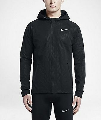 3439055c4465 1 of 3 Nike Flash City Reflective 3M Running Jacket Mens Size Xl Fcrb  Gyakusou Acg Rare