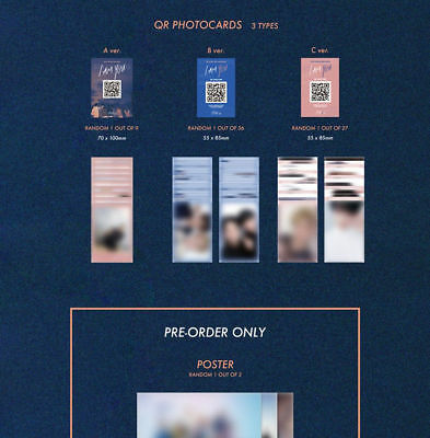 STRAY KIDS [I AM YOU] 3rd Mini Album YOU Ver CD+PhotoBook+3p Card+Pre-Order+GIFT 6