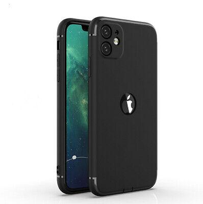Antichoc amorti coque case protection mat iPhone 6s 7 8 Plus X XR XS Max 11 Pro 10