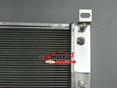 Radiator+Shroud+Fan For 03-09 Hummer H2 Adventure Luxury Special Edition V8 AT
