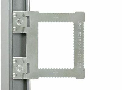 Square Sawtooth Hangers CWH3 Canvas & Aluminium Back Picture Frames + Screws 3