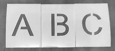 Parking lot and Arts /& Crafts Number Set Stencil 0-9 /& two dashes