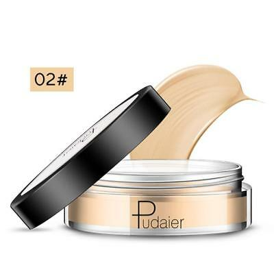 NEW Hot Full Coverage Cream Concealing Foundation Concealer Makeup Silky Texture