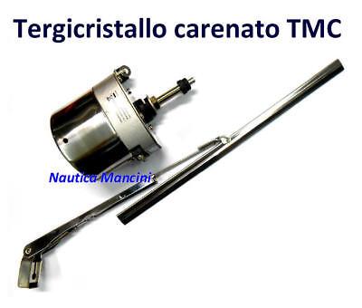 TERGICRISTALLO ELETTRICO ritorno AUTOMATICO 12V Tergicristalli Nautica barca