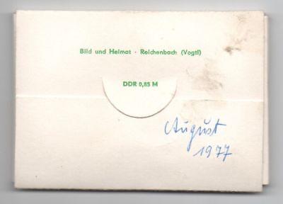 1977 Kurort SEIFFEN Erzgebirge Sachsen 10 Echtfotos *7753