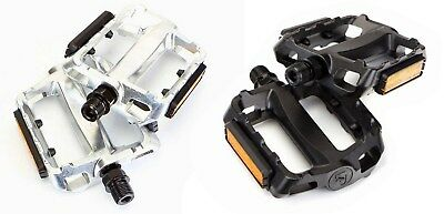 """Resin 9//16/"""" Spindle Bike Pedals NEW VP Components VP-897 Plastic"""