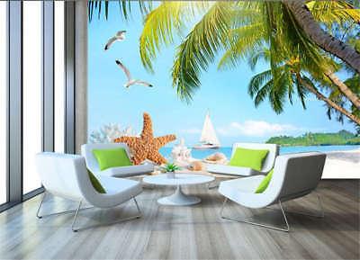 Sunny Coherent Sun 3D Full Wall Mural Photo Wallpaper Printing Home Kids Decor 2