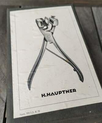 Apotheker - Veterinärmedizin - Tätowierzange (Hauptner) 7