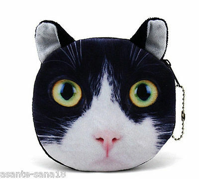 UK Sale: BLACK Cat EYES New Trainer SOCKS; UK Shoe 3-7 1 pair 3D Digital Photo 7