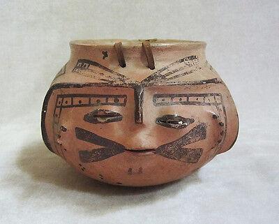 Pre-Columbian CASAS GRANDES POLYCHROME HUMAN EFFIGY VESSEL, ca. A.D. 1160-1260 3