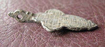 Antique Artifact > 18th-19th C Bronze Russian Orthodox Baptism Cross AA40-8 5
