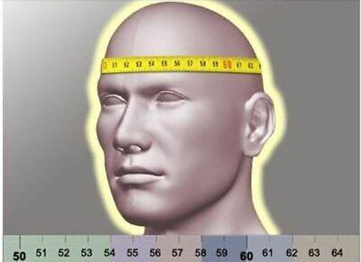 Latex Gummi Sexy Braun Mask Hood Mund Augen Hohl anti-clip Hair Maske 0,4 mm 9