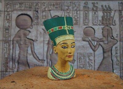 Egypt Egyptian Civilization King Tut Nefretiti Mummy Cake Topper Figure K1166 5p