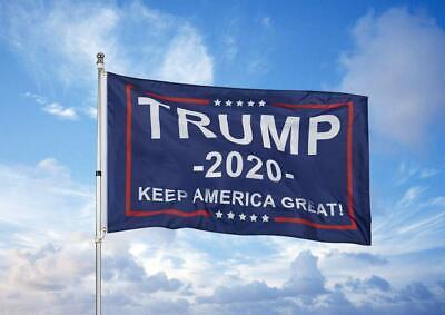 Trump 2020 Keep America Great President MAGA Make America Great 3x5 Ft Flag US 5