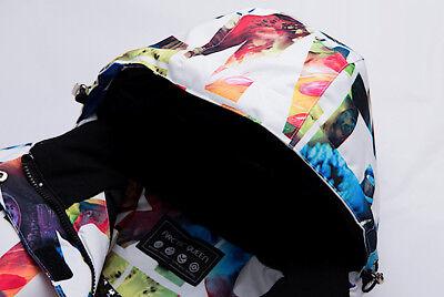 Completo Neve Tuta Sci Donna Giubbotto Set 2 pz Windproof Ski Suit Set CMSW10 P 10