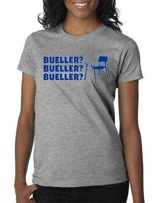 Bueller Bueller Bueller T-shirt Ferris Movie S-3XL 9