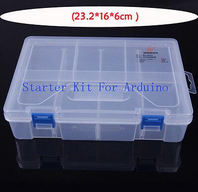 EPAL Professional Starter Kit  (Arduino UNO R3 -Compatible) Compass Gyro AU 12