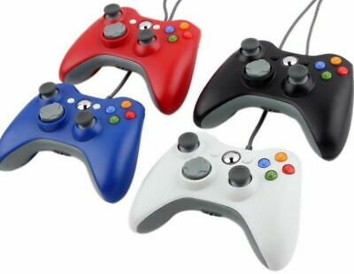 Brand New Xbox 360 Controller USB Wired Game Pad For Microsoft Xbox 360 / PC UK 2