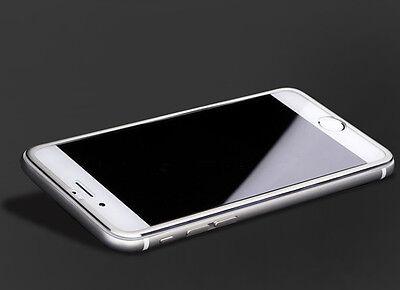 film protection écran VITRE EN VERRE TREMPE Intégral 3D iPhone 7,6,6S,8 Plus X 5