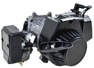 Image result for 2-Stroke Engine Motor Pocket Bike