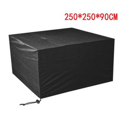 Waterproof Garden Patio Furniture Cover Covers Table Sofa Bench Cube Outdoor UK 4