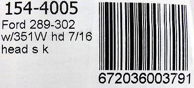 w//351W Head ARP Ford 289-302 7//16 Cylinder Head Stud Kit 154-4005