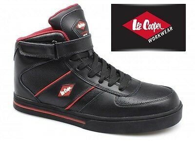 Lee Cooper Boots Mens Steel Toe Cap Safety Trainer Work Shoe Casual LC034 UK6-12
