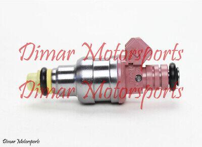 set for 89-92 Volvo 740 940 2.3L 6 #1 OEM Bosch III UPGRADE fuel injectors