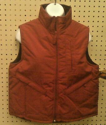 New - Woman's Winter Vest - North Crest - Summer Red - Large 14-16 - Ladies Vest