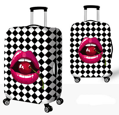 """Elastic Luggage Protective Cover for Trolley Case Suitcase 18-32"""" Anti Scratch 5"""