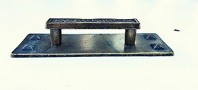 "Antique Hardware Vintage Arts & Crafts Mission Drawer Pull  2 1/4"" inch centers 6"