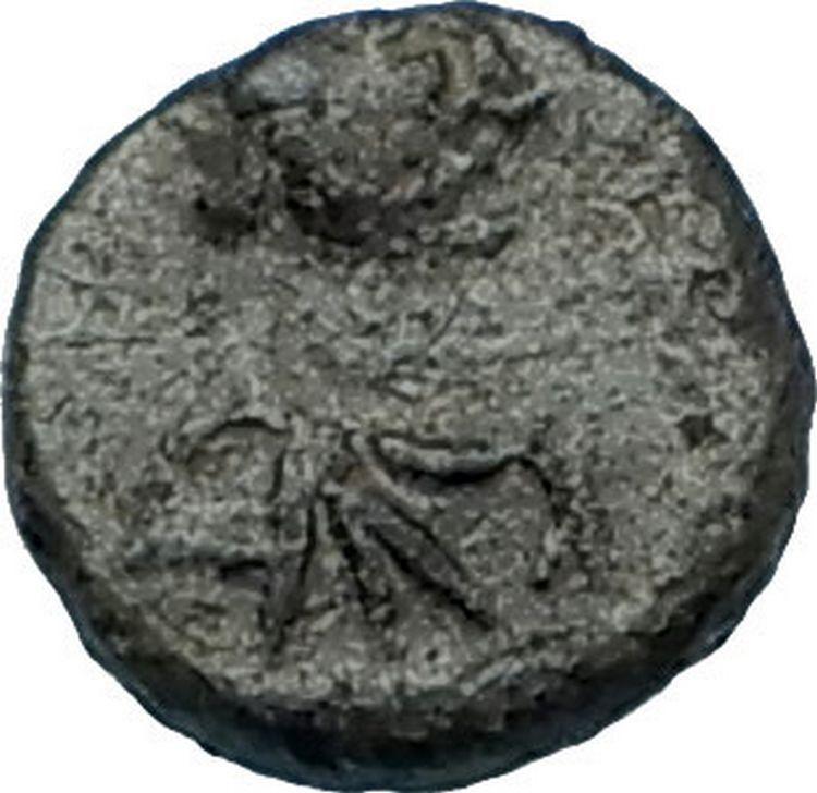 ANASTASIUS 491AD Constantinople Authentic Ancient Roman Coin MONOGRAM i65771 2