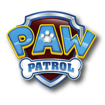 PAW PATROL Engraved / Personalised Dog ID Disc / Luggage Tags by Red Dingo 2