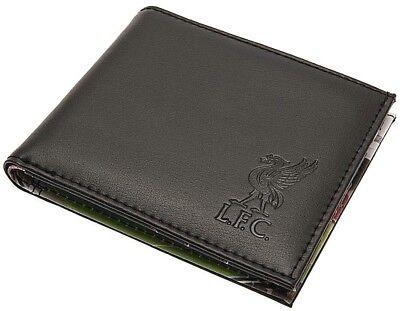 Liverpool Fc New Stadium Real Leather Money Wallet Football Sports Purse Lfc 3