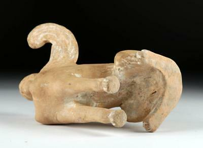 Greek Hellenistic Terracotta Sphinx - TL Tested Lot 11A