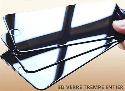 iPhone 8/7/6S/6/PLUS XR X XS MAX VITRE VERRE TREMPE 3D Film Protection Intégral 6