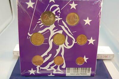 Francia Officiale Set Monete 2015 1 Cent fino 2 Fior di Conio 2