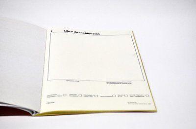 Libro de Incidencias 2