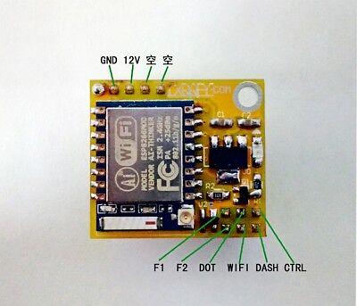 PIXIE II 14,060 KHz Assembled S-Horse QRP HAM RADIO 20m CW QRP TRANSCEIVER