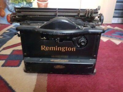 Machine a écrire Remington 3