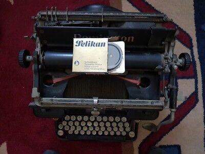 Machine a écrire Remington 4