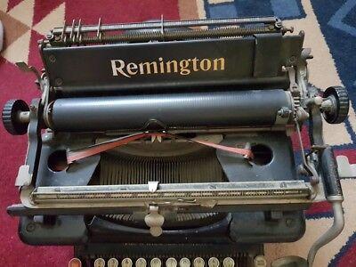 Machine a écrire Remington 2