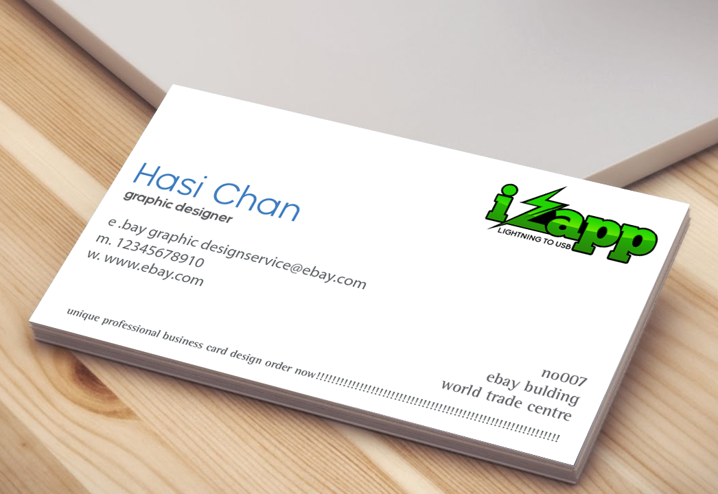 PRINT READY Professional Business Card Design 5
