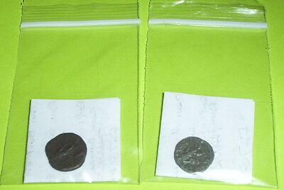 COLLECTION Ancient ROMAN limes denarius SEPTIMIUS SEVERUS & GETA 193-211 AD lot 4